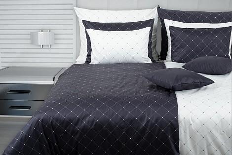 Schwarz Weiße Bettwäsche Glamonde
